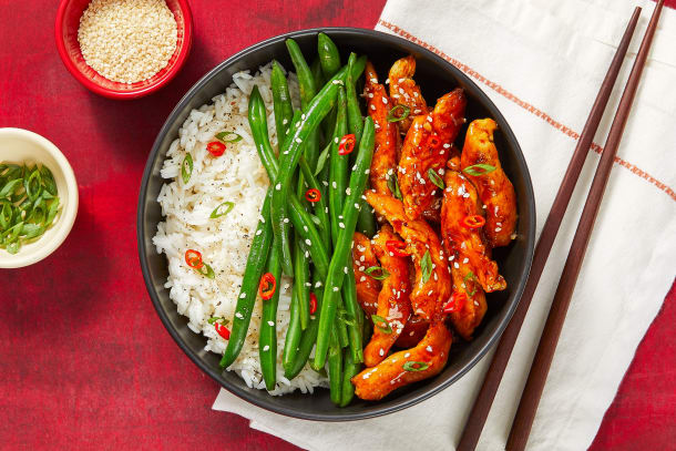 Quick meals - Better Than Takeout Hoisin Chicken