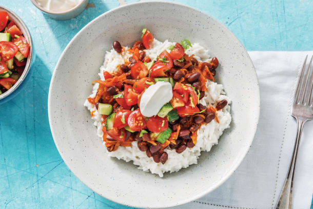 Caribbean Bean Chilli