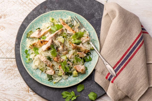 Chermoula & Yoghurt Spiced Chicken
