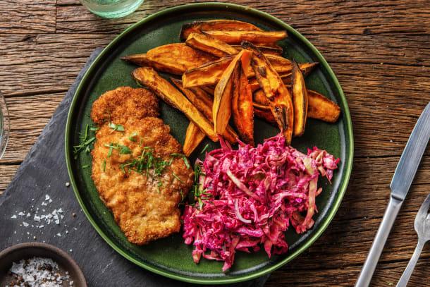Hälsosamma Recept - Fläskschnitzel