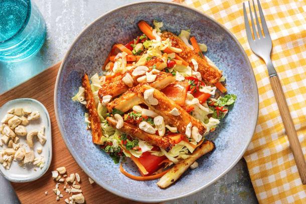 Hälsosamma Recept - Frisk asiatisk sallad