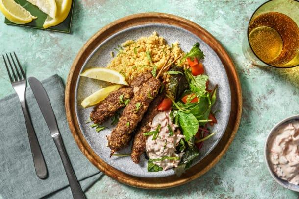 Hälsosamma Recept - Grekiska koftas