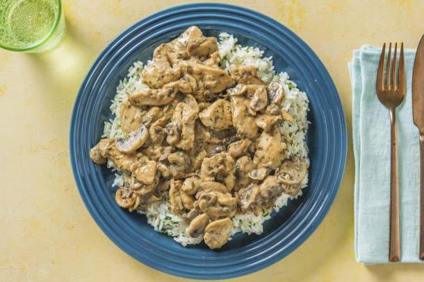 Schnelle Gerichte - Hähnchengeschnetzeltes mit Kampot-Pfeffer