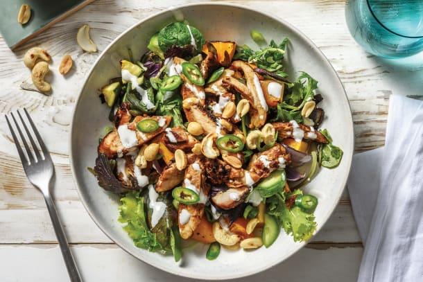 Honey-Soy Chicken Salad