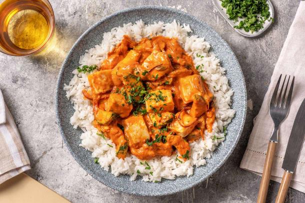 Thermomix Rezepte - Indisches Fisch-Joghurt-Curry