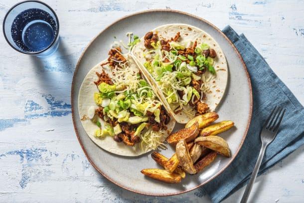 Lamb Harissa Tacos