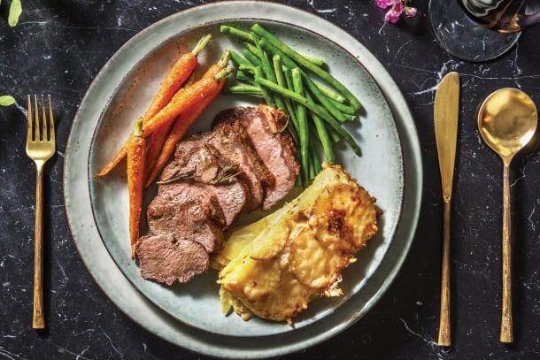 Rosemary & Garlic Pork Fillet