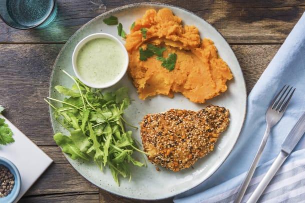 Kalorisnåla måltider - Stekt kycklingfilé
