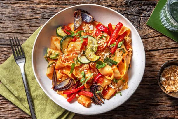Hälsosamma Recept - Tagliatelle Toscana-style