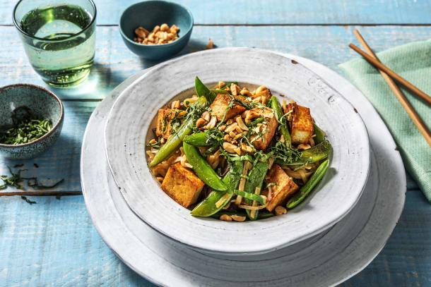 Tofu Pad See Ew