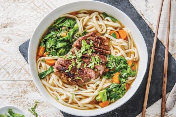 Vietnamese-Style Beef Broth